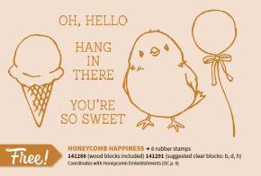 honeycomb happiness