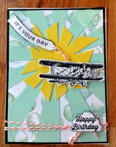 Sunburst Birthdaywm