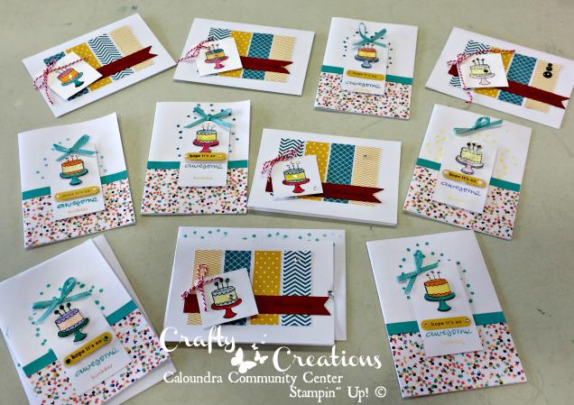 Crafty Creations April 29