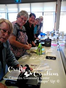 June Crafty Ladies